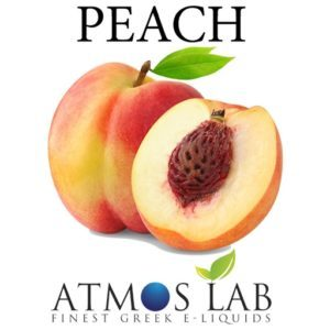 Peach 10ml Atmoslab