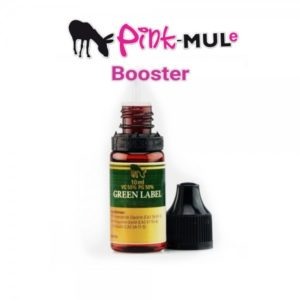 Booster Νικοτίνης 20mg 50VG 50PG Pink Mule