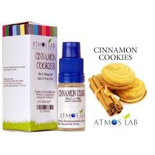 Cinnamon Cookies 10ml Atmos Lab_4-smoke.gr_cover