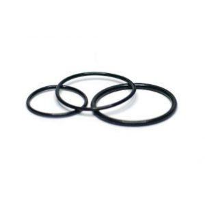 Tilemahos Armed Glass Tank Kit Set Of Replacement O-Rings Golden Greek