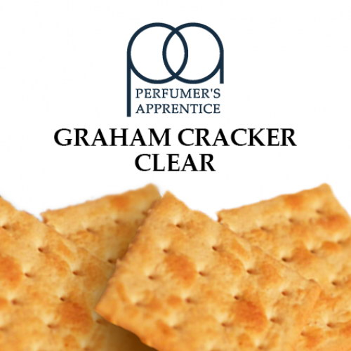 Graham Cracker Clear 15ml TPA