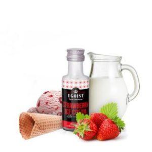 Strawberry Ice Cream 20ml Egoist