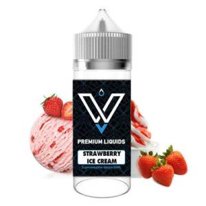 Strawberry Ice Cream 24ml(120ml) VnV