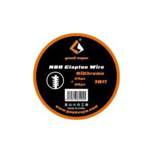 Clapton Ni80 Geekvape