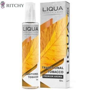 Traditional Tobacco 12ml(60ml) Liqua