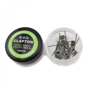 Coils Clapton 0.4Ω Eleaf