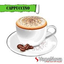 Cappuccino 10ml VapeNova