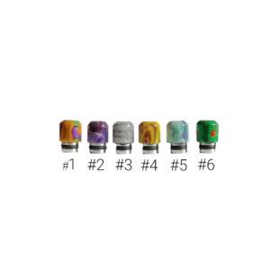 Type 3# Turquoise 510 Drip Tip