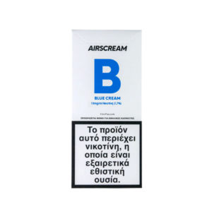 Κάψουλα Blue Cream 1.2ml AirScream