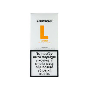 Κάψουλα Lemon S 1.2ml AirScream