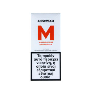 Κάψουλα Mangolicious 1.2ml AirScream