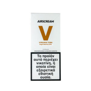 Κάψουλα Virginia Toba 1.2ml AirScream