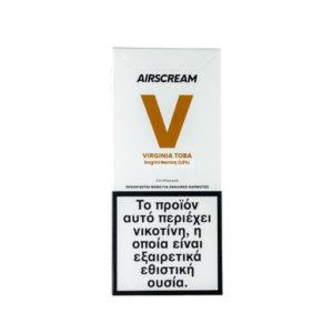 Κάψουλα Virginia Toba 1.2ml AirScream