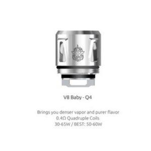 V8 Baby Q4 0.4ohm SMOK