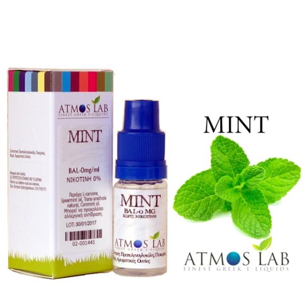 Mint 10ml Atmos Lab