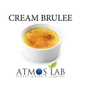 Cream Brulee 10ml Atmoslab